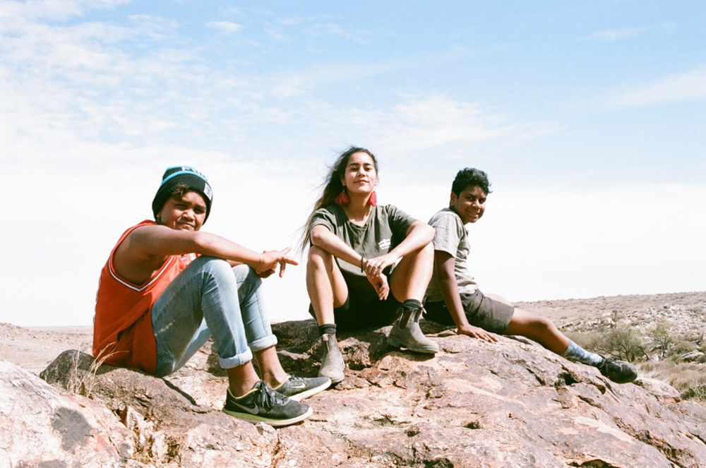 Arabana Language Camp - Finniss Springs 2019